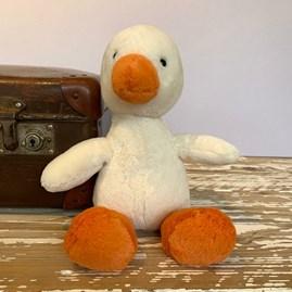 Jellycat Nimbus Duck Soft Toy