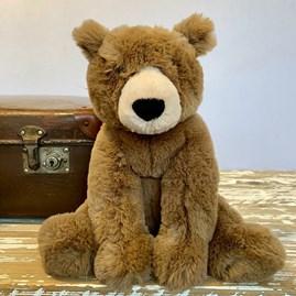 Jellycat Woody Bear Medium Soft Toy
