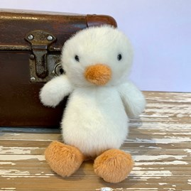 Jellycat Toppity Duck Soft Toy