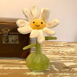 Jellycat Flowerette Daisy Soft Toy