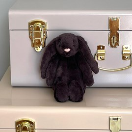 Jellycat Bashful Inky Bunny Small Soft Toy