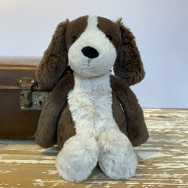 Jellycat Bashful Fudge Puppy Medium Soft Toy