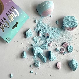 Chill Out Scented Bath Bomb