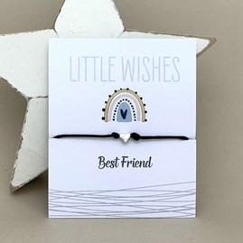 'Best Friend' Wish Bracelet