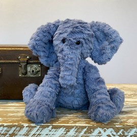 Jellycat Fuddlewuddle Elephant Medium Soft Toy