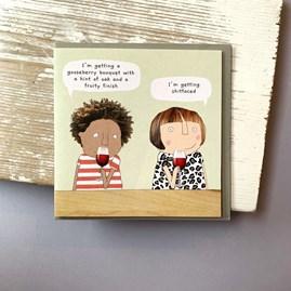 'I'm Getting A...' Greetings Card