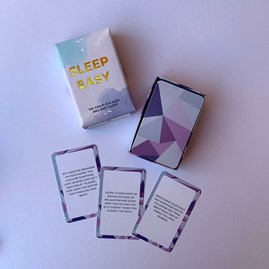 100 'Sleep Easy' Cards