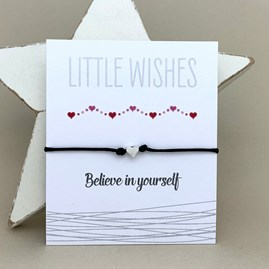 'Believe In Yourself' Wish Bracelet