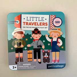 Children's Little Travellers Magnetic Play Set