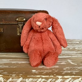 Jellycat Bashful Cinnamon Bunny Small Soft Toy