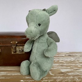 Jellycat Bashful Dragon Medium Soft Toy