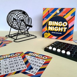 Host Your Own Bingo Night