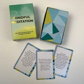100 'Mindful Meditation' Cards
