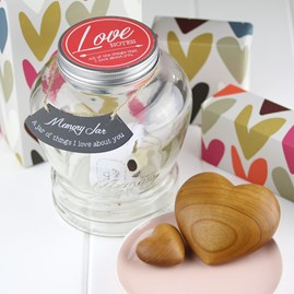 Love Wish And Memory Jar