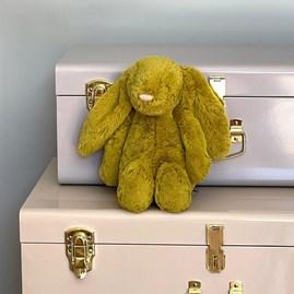 Jellycat Bashful Zingy Bunny Medium Soft Toy