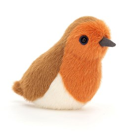 Jellycat Birdling Robin Soft Toy
