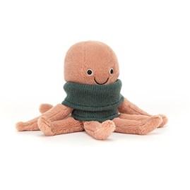 Jellycat Cozy Crew Octopus Soft Toy