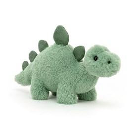 Jellycat Fossilly Stegosaurus Mini Soft Toy