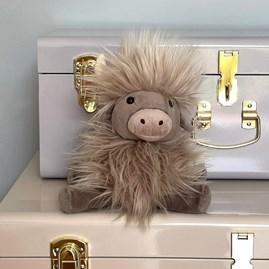 Jellycat Gamboldown Cow Soft Toy
