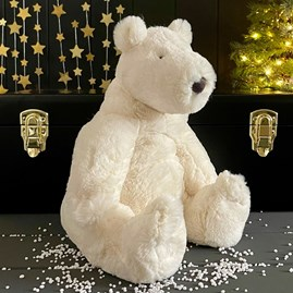 Jellycat Hugga Polar Bear Large Soft Toy