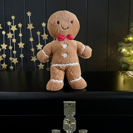 Jellycat Jolly Gingerbread Fred Soft Toy