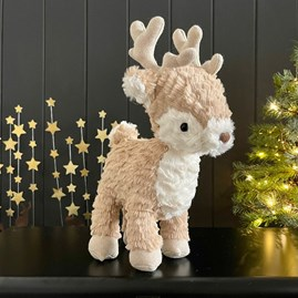 Jellycat Mitzi Reindeer Soft Toy