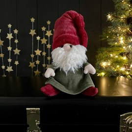 Jellycat Nisse Gnome Rudy Soft Toy