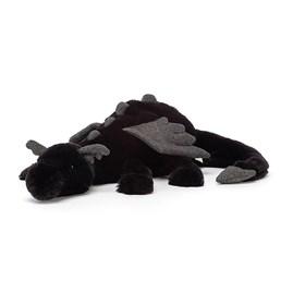 Jellycat Onyx Dragon Soft Toy