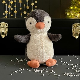 Jellycat Peanut Penguin Small Soft Toy