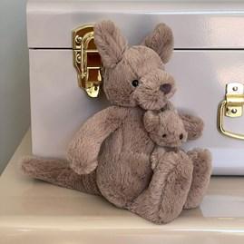 Jellycat Scrumptious Kara Kangaroo Small Soft Toy