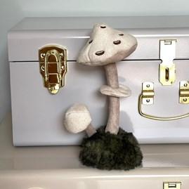 Jellycat Wild Nature Parasol Mushroom Soft Toy