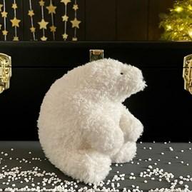 Jellycat Wistful Polar Bear Small Soft Toy