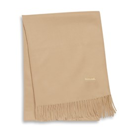 Katie Loxton Wrapped Up In Love Boxed Scarf In Camel