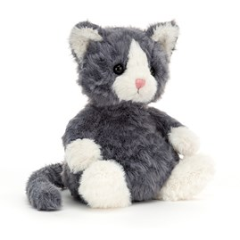 Jellycat Mitten Kitten Storm Soft Toy