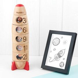 Personalised Memory Photo Rocket
