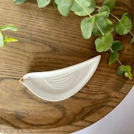 Porcelain Bird Shaped Little Dish