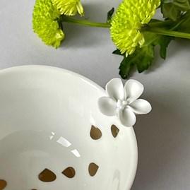 Porcelain Flower Tales Bowl