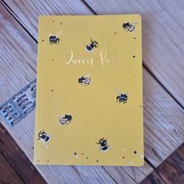 'Queen Bee' Notebook