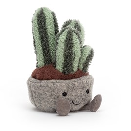 Jellycat Silly Succulent Columnar Cactus Soft Toy