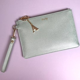 Katie Loxton Personalised 'Dream Big' Secret Message Clutch
