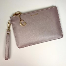 Katie Loxton Personalised 'Be You Tiful' Secret Message Clutch