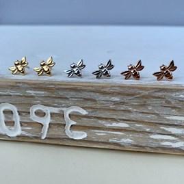 Baby Bee Stud Earrings