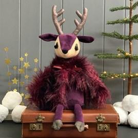 Jellycat Viola Reindeer Large Soft Toy