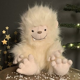 Jellycat Yani Yeti Soft Toy