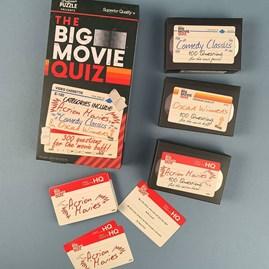 The Big Movie Quiz Game