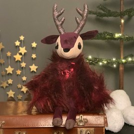 Jellycat Viola Reindeer Medium Soft Toy