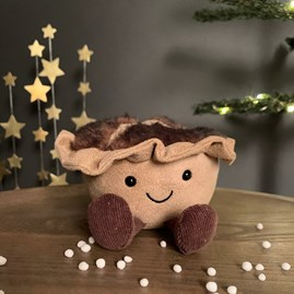 Jellycat Amuseable Mince Pie Soft Toy
