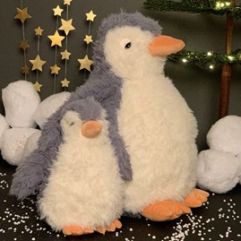 Jellycat Rolbie Penguin Soft Toy