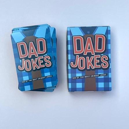 100 Dad Jokes