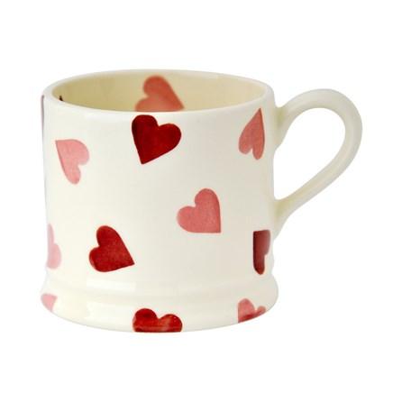 Emma Bridgewater Pink Hearts Small Mug